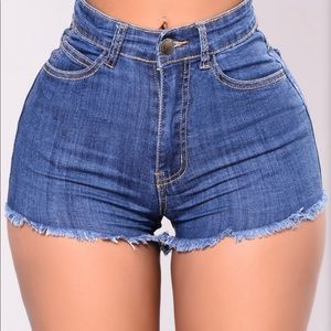 Obsession shorts